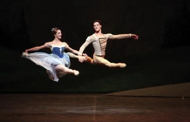 Nicoletta Manni and Claudio Coviello, photo by Brescia e Amisano, Teatro alla Scala