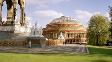 A box in the Royal Albert Hall goes for £2.76m
