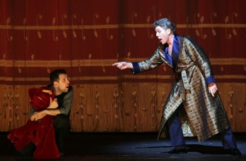 Don Giovanni Luca Pisaroni and Thomas Hampson, photo by Brescia Amisano – Teatro alla Scala