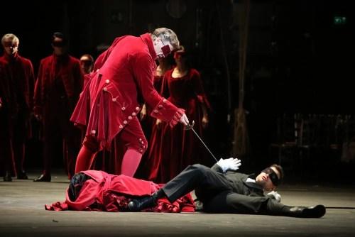 Don Giovanni   Thomas Hampson and Luca Pisaroni, photo by Brescia Amisano – Teatro alla Scala