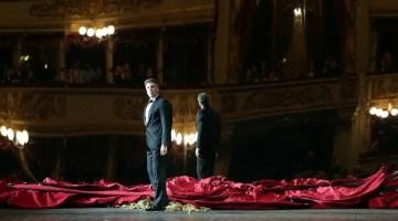 Photo album and cast of Don Giovanni at La Scala