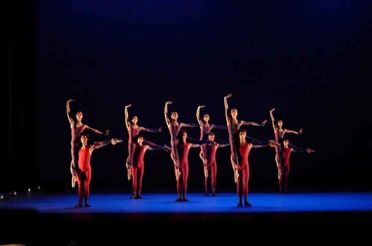 Goldberg Variations, photo by Peter Schnetz