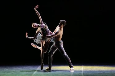 Progetto Haendel Svetlana Zakharova and Roberto Bolle photo Brescia e Amisano, Teatro alla Scala, 2017 01