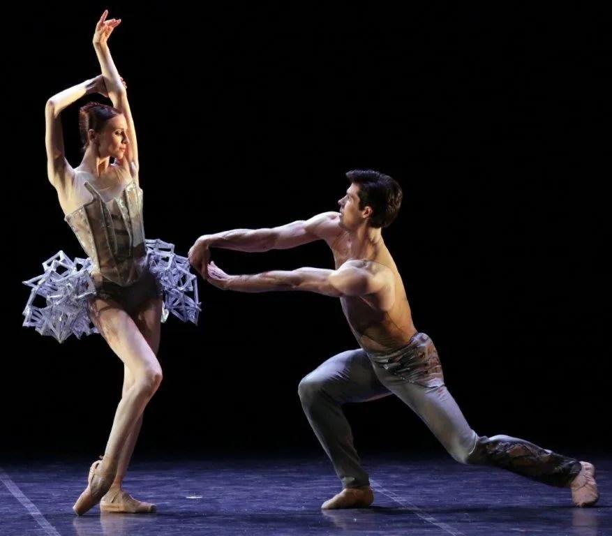 Progetto Haendel Svetlana Zakharova and Roberto Bolle photo Brescia e Amisano, Teatro alla Scala, 2017 3