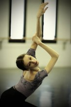 Progetto Handel Svetlana Zakharova in rehearsal photo by Brescia and Amisano, Teatro alla Scala 1