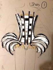 Progetto Handel costume design by Helena de Medeiros 1