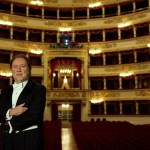 Riccardo Chailly, photo by Brescia e Amisano, 2017