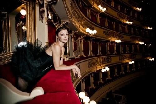 Sabrina at Teatro alla Scala