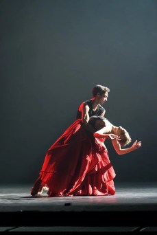 Symphonic Dances, James Hay, Zenaida Yanowsky cROH2017 photograph by Bill Cooper