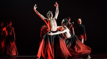 Photo album: Opening night at The Royal Ballet includes premiere of Liam Scarlett's Symphonic Dances