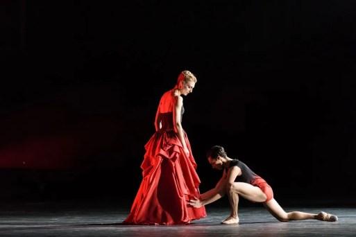 Symphonic Dances, Zenaida Yanowsky, James Hay cROH2017 photograph by Bill Cooper
