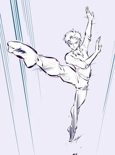 Ballet Hero Fantasy featuring Steven McRae