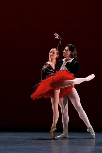 Cesar Corrales and Katja Khaniukova in Don Don Quixote © Dasa Wharton 03