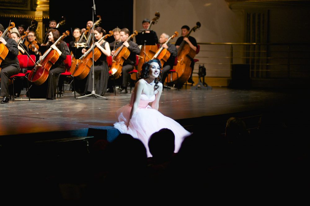 My recital for Astana Opera