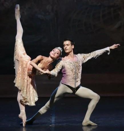 Nicoletta Manni and Marco Agostino