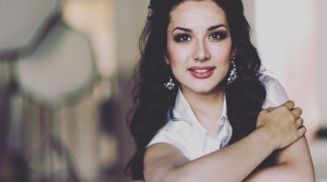 Maria Mudryak answers the Gramilano Questionnaire… Singers' Edition