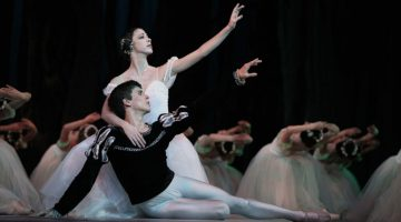 Cuban National Ballet in Turin with refreshing musicality and flair