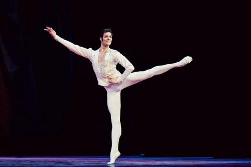 Jacopo Tissi in Diamonds, photo by Elena Pushkina