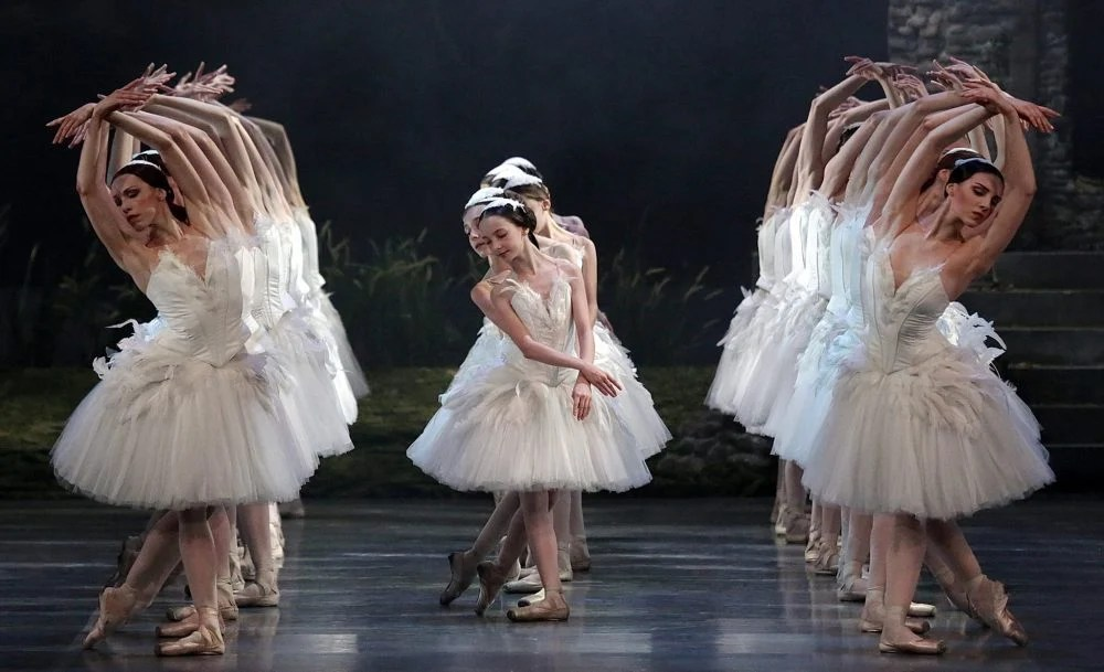 Swan Lake, photo by Brescia e Amisano © Teatro alla Scala
