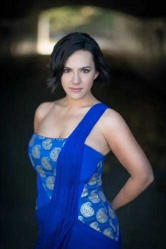 Daniela Mack, photo by Simon Pauly