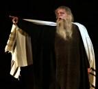 Gregory Reinhart as the Old Hebrew in Samson et Dalilah, Washington DC