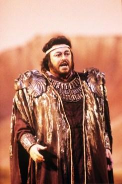 Aida in 1985