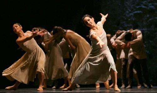Akram Khan's Giselle, English National Ballet, © Dasa Wharton a01