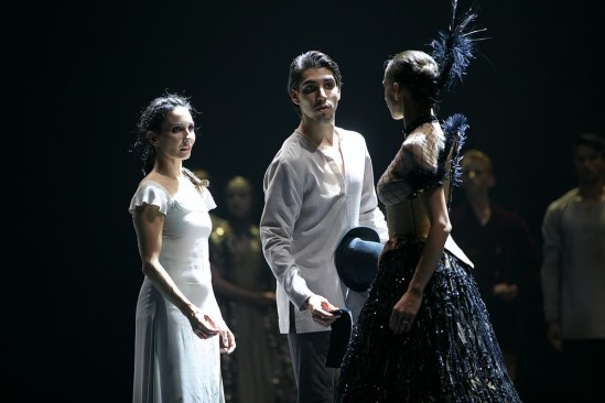 Akram Khan's Giselle, English National Ballet, © Dasa Wharton a07