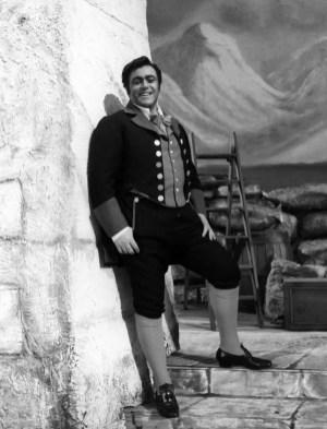 Figlia del reggimento in 1968