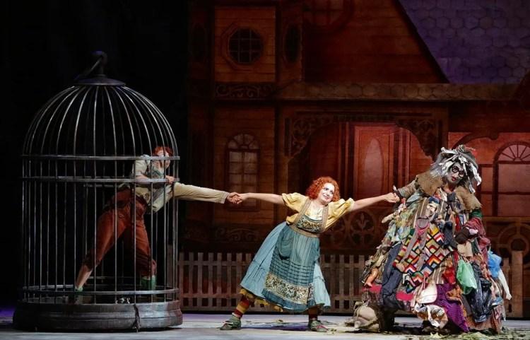 Hänsel and Gretel, photos by Brescia and Amisano, Teatro alla Scala 03