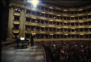 Recital in 1983 4