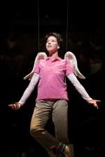 Lisette Oropesa in Orfeo ed Euridice, Metropolitan Opera, photo by Marty Sohl