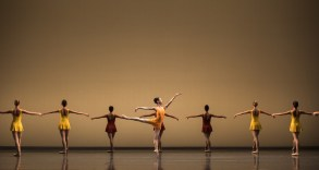 Momoko Hirata w. Artists of Birmingham Royal Ballet in Concerto, Andy Ross