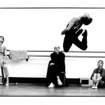 Exclusive photo from Royal Opera House archives to remember Kenneth MacMillan