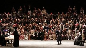 A first look at La Scala's new Andrea Chénier with Yusif Eyvazov, Anna Netrebko and Luca Salsi