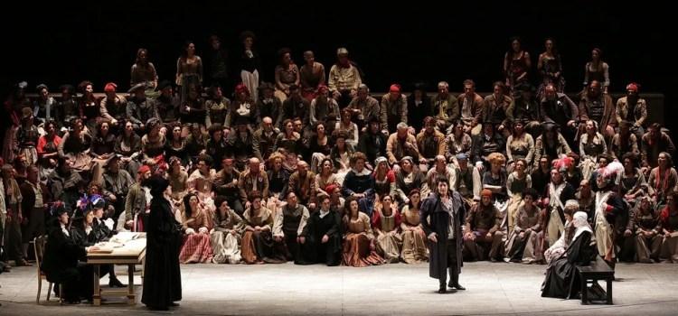 Andrea Chénier © Brescia e Amisano,Teatro alla Scala 2017 01