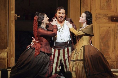 Barbiere di Siviglia at the Metropolitan Opera House