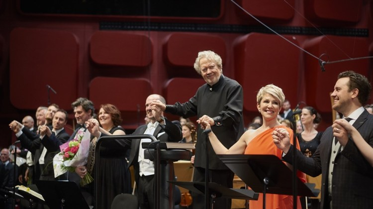 Interview with John Nelson, conductor of the new recording of Berlioz's Les Troyens