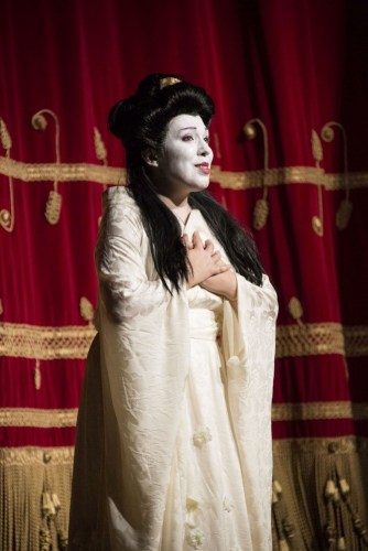 Maria José Siri after Madama Butterfly at La Scala © Brescia e Amisano, Teatro alla Scala 2016