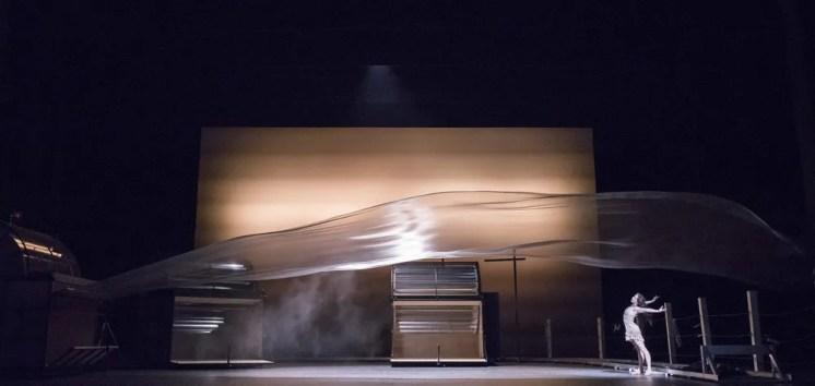 The Wind. Natalia Osipova as Letty Mason. ©ROH, 2017, photo by Tristram Kenton