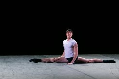 BALLET 101, Performed by Giovanni Princic, Choreography Eric Gauthier by Dasa Wharton