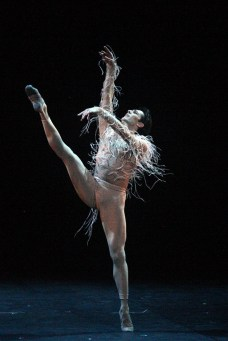 CLAIR DE LUNE, Performed by Mathieu Ganio, Choreography Alastair Marriott by Angela Kase