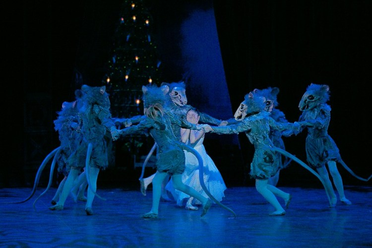 English National Ballet's Nutcracker, photos by Dasa Wharton 02