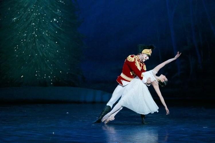 English National Ballet's Nutcracker, photos by Dasa Wharton 09