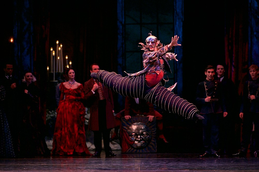 The Nutcracker, Birmingham Royal Ballet, photos by Dasa Wharton 01