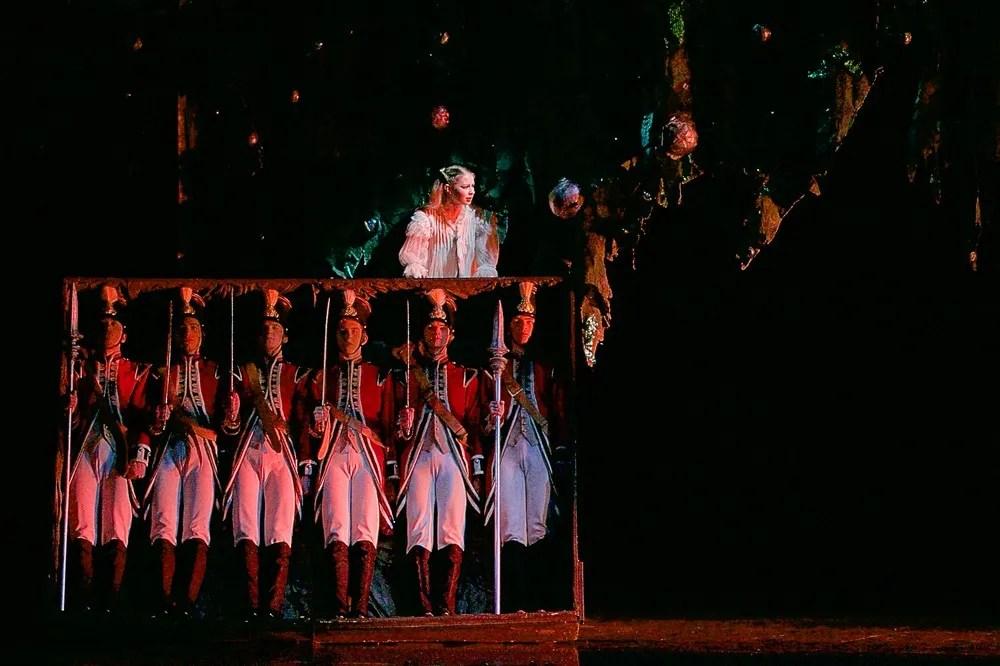 The Nutcracker, Birmingham Royal Ballet, photos by Dasa Wharton 04