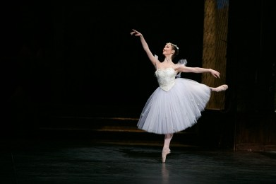 La Sylphide, English National Ballet, photos by Dasa Wharton 03