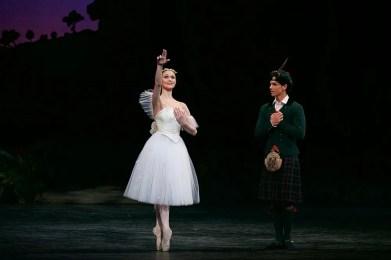 La Sylphide, English National Ballet, photos by Dasa Wharton 09