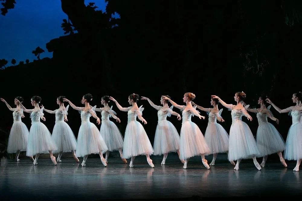 La Sylphide, English National Ballet, photos by Dasa Wharton 11