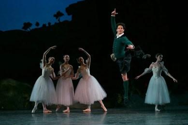 La Sylphide, English National Ballet, photos by Dasa Wharton 15